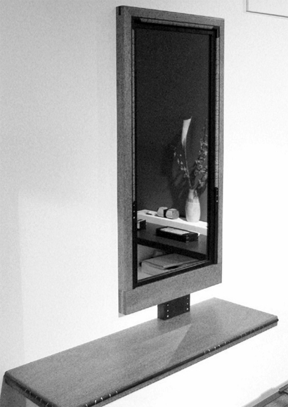 Mirror Shelf $1,675