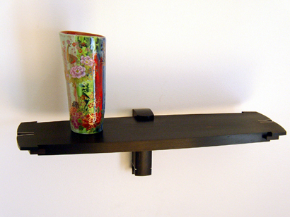National Ebony Shelf $585