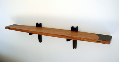 National Mahogany Shelf $1,400