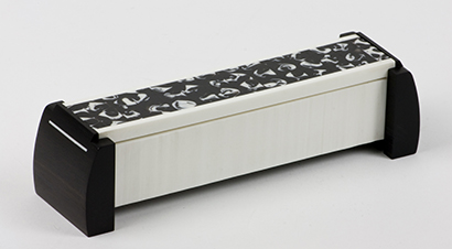 Out of Whack - Ebony, Corian, Whack - $375