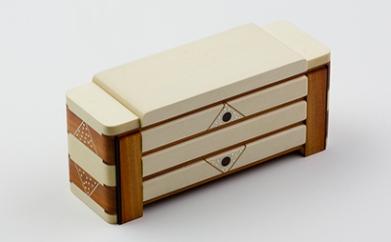 Tiny Furniture - Chakte Viga, Holly, Brass - $790