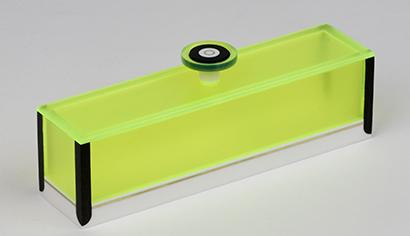 Inner Light - Plexi Glass, Ebony, Corian - $575