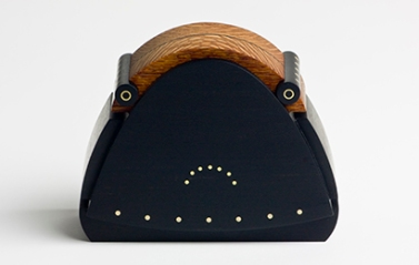 Worry Less - Ebony, Leopard Wood, Brass - $690